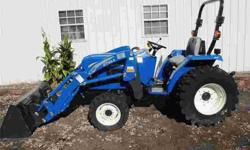 $14,999 2011 New Holland T1510