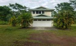 15-1429 20th Ave Keaau, 2-Story home in HPP School District