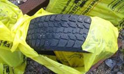 $150 4 185/65r/14 studded tires (Horseshoe Bend)