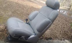 $150 89 Taurus SHO leather right passange seat