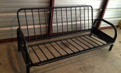 $150 Black Futon for Sale