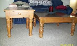 $150 Broyhill End Tables and Coffee Table