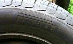 $150 Four Pirelli four season tires. P175/65/R14