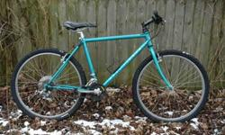 $150 Gary Fisher Tassajara Mtn Bike