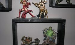 $150 OBO World of Warcraft Action Figures (14 Total
