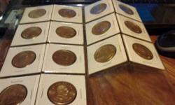 $150 Presidential Tokens (Indianola,NE)