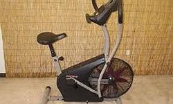 $150 Proform Whirlwind Dual Action Stationary Exercise Bike