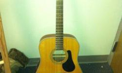 $150 selling my Alvarez Guitar need to sell ASAP