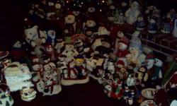 $150 Snowman Collection