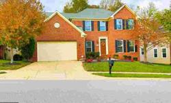 15204 Lincolnshire Pl Upper Marlboro Five BR, Holiday