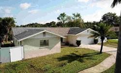 1539 Lime Drive Melbourne Three BR, Pool home located on Eau