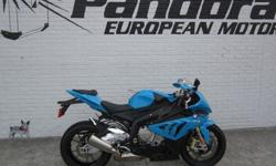 $15,155 Used 2012 BMW S1000RR Low Miles with Warranty