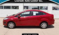 $15,195 Used 2011 Ford Fiesta for sale.