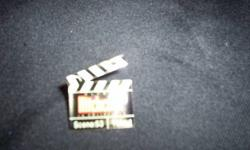 $15 1996 Hitchcock movie pins