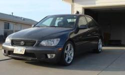 $15,200 Lexus IS300