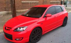 $15,200 OBO 2008 MazdaSpeed3 Grand Touring edition