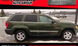 $15,500 2007 Jeep Grand Cherokee Limited