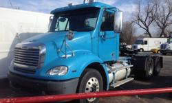 $15,500 OBO 2007 Freightliner Columbia Day Cab For Sale