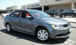 $15,777 2012 Volkswagen Jetta Sedan 2.5L SE Sedan 4D