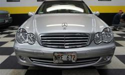 $15,900 2005 Mercedes-Benz C320 sedan, Luxury, Silver, auto,