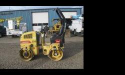 $15,900 2006 Dynapac Cc1000 Vibratory Compaction Roller
