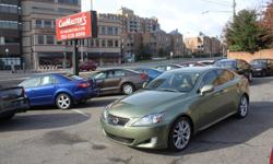 $15,995 2006 Lexus IS250 - Heated & Vented Leather Seats -