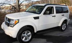 $15,995 Used 2007 Dodge Nitro for sale.