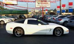$15,997 2000 Chevrolet Corvette Sport Coupe