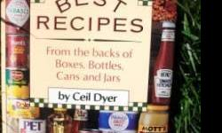 $15 BEST RECIPES from Boxes, Bottles, Cans and Jars!!