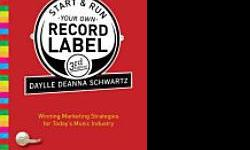 "$15 For Sale: ""Start & Run Your Own Record Label"""