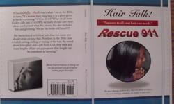 $15 Hair talk Rescue 911