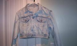 $15 Ladies Denim Jacket (Plain City)