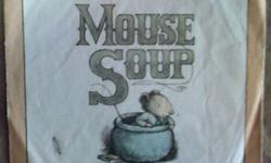 $15 Mouse Soup 33 1/3 RPM Record (c1978)