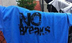 $15 No Breaks Shirts