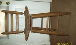 $15 Original Double Sag Bar Stool--Reduced to $ 15.00 !!