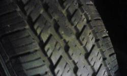 $15 Reduced Pick up Today***New Tire for Sale 235 70r16***