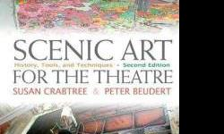 $15 Scenic Art for the Theatre by Susan Crabtree and Peter