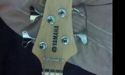 $160 Awesome Bass Guitar