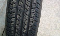 $160 Four P215/70R15 Tires Very good Condition