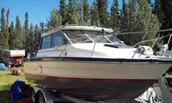 $16,000 2159 bayliner. Trophy, ALaskan bulk head.