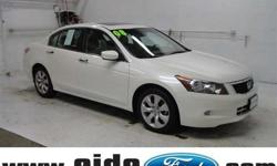 $16,450 2008 Honda Accord Sdn EX-L