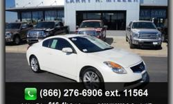 $16,495 2009 Nissan Altima 3.5 SE Coupe