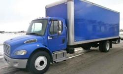 $16,500 2005 Freightliner BUSINESS CLASS M2 106 Straight -