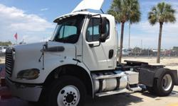 $16,500 2006 Freightliner M2 Single Axle Day Cab For Sale