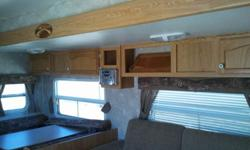 $16,500 Travel Trailer Crossroads Zinger