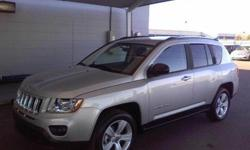 $16,550 2011 Jeep Compass Sport SUV 4D