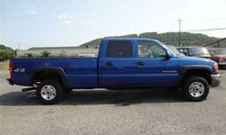 $16,900 Used 2003 GMC Sierra 2500HD Work Truck 4x4 Truck,