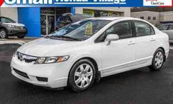 $16,988 2011 Honda Civic LX