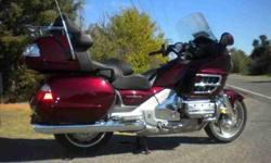 $16,995 2008 Honda Goldwing Nav (Oklahoma City )