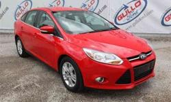 $16,995 2012 Ford Focus SEL
